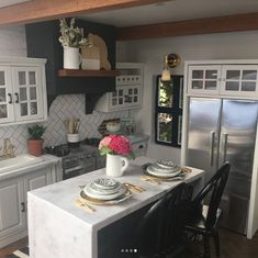 This Mom Made a 'Fixer Upper' Dollhouse, and It's a Flippin' Masterpiece Insidecountryliving