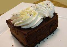 Gluten Free Chocolate Truffle Cake! Make it Gluten Free and visit www.absolutelygf.com for more! #desserts #recipes #glutenfree