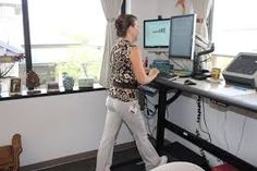 Image result for working on a treadmill desk Treadmill Desk, Exercise, Image, Furniture, Home Decor, Ejercicio, Decoration Home, Room Decor, Excercise