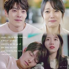 Maybe life is about learning a better goodbye. Learning to let go of the ones we love with nothing K Drama, Drama Fever, Drama Film, Korean Drama Funny, Korean Drama Movies, Korean Actors, Korean Actresses, Quotes Drama Korea, Korean Drama Quotes