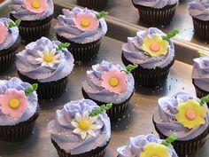 rapunzel cupcakes - Google Search