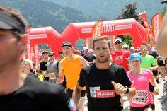 Start frei - StrongmanRun Flachau 2015 #strongmanrun #flachau