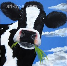 """Looking at Moo"" by Eileen Frost"