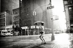 Rain on 5th Avenue by Luke Bhothipiti on 500px