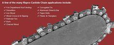 carbide chainsaw chains