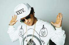 Bruno Mars - I'm so glad we got to see his 24K Magic Concert in Vegas NYE weekend! ❤