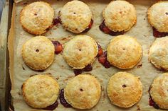30 Pounds of Apples » Raspberry Peach Hand Pies