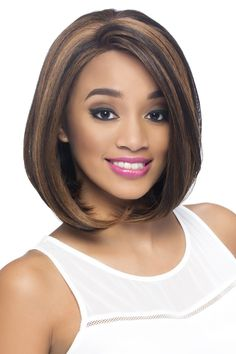 Vivica A Fox Swiss Lace Front Wig JINNY