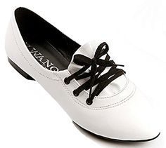 IDIFU IDIFU Women's Fashion Closed Pointed Toe Low Top Flat Lace Up Oxfords Shoes Sneakers