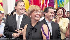 Primera Dama de Panamá aceptó el reto del cubo de hielo por la esclerosis - http://panamadeverdad.com/2014/08/21/primera-dama-de-panama-acepto-el-reto-del-cubo-de-hielo-por-la-esclerosis/
