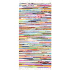 Handgewebter Teppich: günstig, strapazierfähig, einfach gut! Schon alleine die robuste Verarbeitung aus 100 % Baumwolle spricht für diesen handgewebten Teppich. Dank seiner Größe von ca. 60 x 120 cm ist er universell einsetzbar. Sie können den Fleckerlteppich praktischerweise leicht reinigen und beidseitig verwenden. Funktional und ein echter Hingucker - dieser Teppich wird Ihrem Boden schmeicheln!