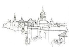 """Seville, du haut des """"champignons"""""""