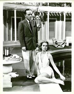 High Society- love this movie and Grace Kelly's dresses!!!