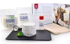 kit para hacer quesos caseros