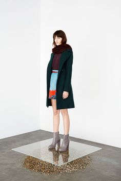 Cacharel   Fall 2014 Ready-to-Wear Collection   Style.com