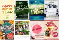 design any poster, banner, flyer, or brochure by cqmesina