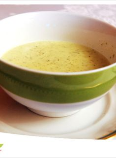 Zupa z ogórka