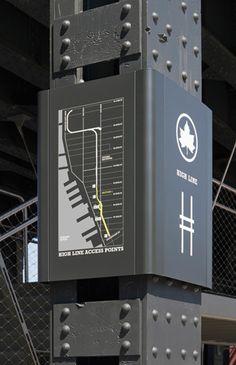 High Line, Pentagram