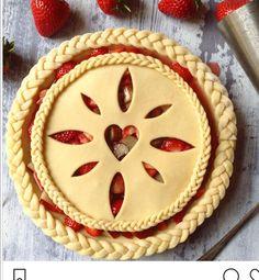 Pretty Pie Crust Details