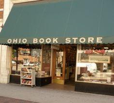 Things That Make Cincinnati Great: Ohio Book Story - five floors of used and vintage books.