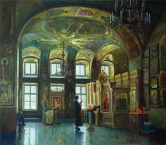 Dmitriy Petrov, Mothers prayer