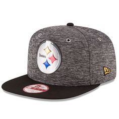 reputable site a25b9 241c7 NFL Pittsburgh Steelers New Era 2016 NFL Draft Original Fit 9FIFTY Snapback  Adjustable Hat Steelers Gear