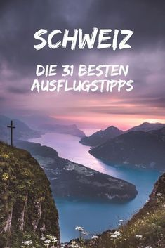 37 beautiful excursion tips in Switzerland - Travel Guide Europe Destinations, Europe Travel Guide, Davos, Best Places To Travel, Places To See, Travel Photographie, Places In Switzerland, Travel Tags, Reisen In Europa