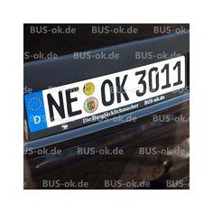 1 BUS-ok Kennzeichenunterlage nach EU-Richtlinie...