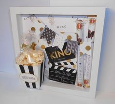Viel Spaß im Kino! Gutschein mal anders For going to the cinema The post Viel Spaß im Kino! Gutschein mal anders appeared first on Cadeau ideeën. Easy Diy Gifts, Creative Gifts, Cute Gifts, Gifts For Mom, Handmade Gifts, Men Gifts, Diy Birthday, Birthday Presents, Boyfriend Gifts