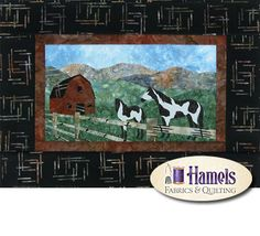Big Sky Country Wall Hanging - USA Mystery Quilt Project by Shania Sunga Quilts Canada, Big Sky Country, Quilted Wall Hangings, Quilt Kits, Quilting Projects, Mystery, Canada 150, Birthday, Fabric