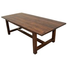 Vintage Pine Harvest Table | From a unique collection of antique and modern dining room tables at http://www.1stdibs.com/furniture/tables/dining-room-tables/