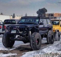 Jeepys: Badass XJ