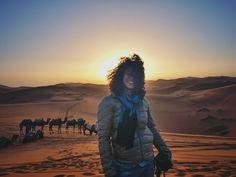 Sahara Merzouga Desert Morocco