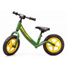 correpasillos bicicleta sin pedales berg john deere