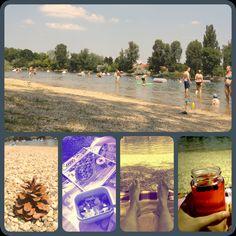 Vienna, Alcoholic Drinks, Wordpress, Middle, Wine, Beach, Glass, Summer, Photography