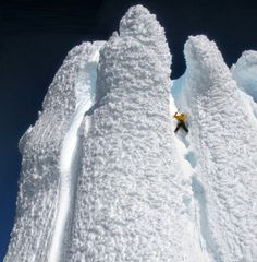 Ice Climbing: 30 Years Of Patagonia Photography