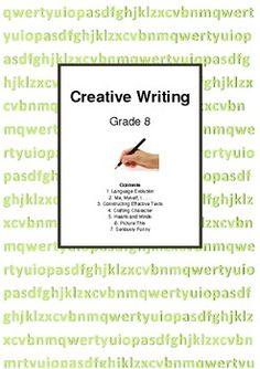 English teaching worksheets  Creative writing