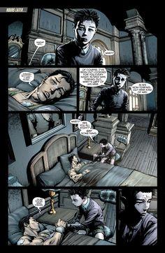 Batman: The Dark Knight #14 by David Finch