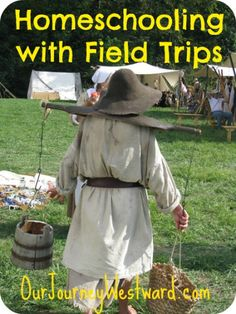 Homeschooling with Field Trips