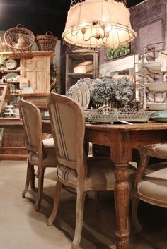 FRENCH COUNTRY COTTAGE: What happened in Vegas...Market Inspirations