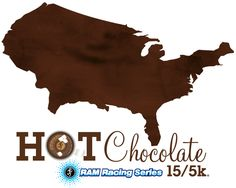 Hot Chocolate 15/5K.  I don't think I'll get up to the speed they want, but it's a goal.  And maybe I'll volunteer.  Sounds like fun!!!