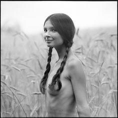 young Anna Dymna