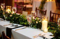 Romantic centerpieces!   Photo by: Adam Padgett Weddings.   #ptopofthebluegrass #ptopweddings2016 #weddingceremony #weddingreception #weddingdecor #weddingflowers #weddingphotography #weddingcenterpieces #weddingcatering