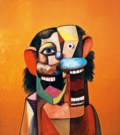by George Condo