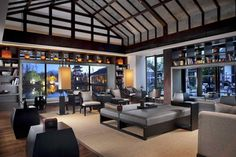 Lounge at Pullman Lijiang by CCD Cheng Chung Design   #lounge