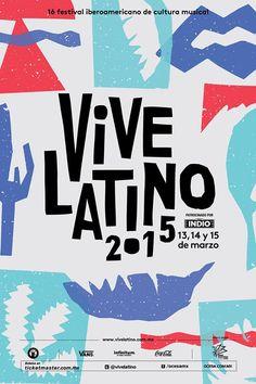 "Horarios Festival Vive Latino 2015 ""Carpa Gozadero"""