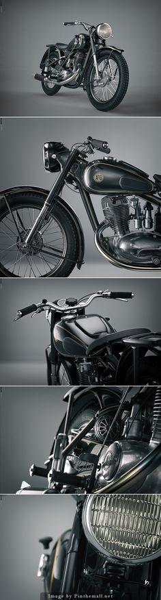 #machine #details #motorcycle