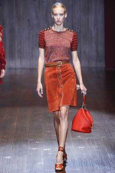 Gucci Spring 2015 RTW – Runway – Vogue #mfw #style