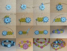 SuperDuo Bracelet Tutorial from CheekyBeads.com featured in Bead-Patterns.com Newsletter! Check it out for more featured FREE SuperDuo bead patterns and inspirations!