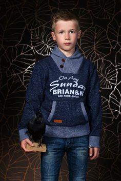 Brian and Nephew moda actual para chicos y chicas http://www.minimoda.es